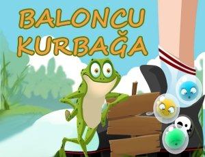 Baloncu Kurbağa