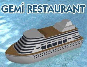 Gemi Restaurantı