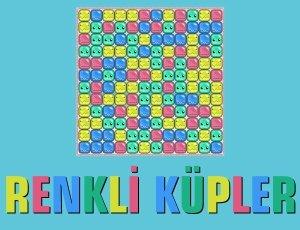 Renkli Küpler Oyun