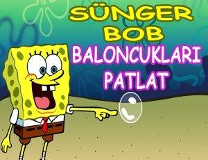 Sünger Bob Baloncukları Patlat